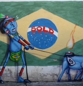Graffiti Support, Sao Paulo